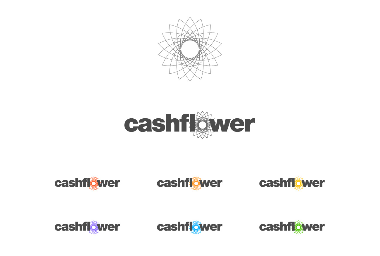 cashflower_logo_variations